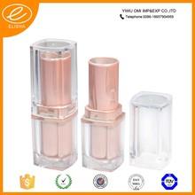 Pink empty lipstick mold lipstick color names wholesale lipstick