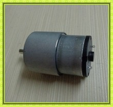 spur 37mm gearbox low noise 6mm offset shaft variable speed cw/ccw 1N.m high torque speed control dc motor