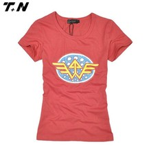 100% t-shirt cotton fabric 160gsm,sexy girl cotton t-shirt,woman sex t-shirt china sex girl print t shirt xx