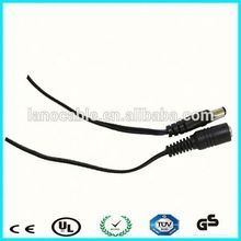 China supplier extension 3.5mm power dc cable