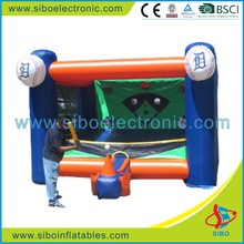 GMIF6421intersting inflatable bead game equipment jumping bed in park