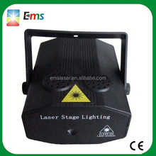 High quality indoor laser light show plastic shell mini laser light 20 in 1 effect party light