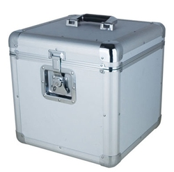 TO-004 Professional Tool Case, Aluminum Storage Case, ABS instrument Case
