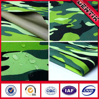 100% Nylon twill 3-Layer IRR Functional Waterproof Fabric With For Military /Army