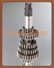 2V82 Motorcycle Drive Gear Shaft Assy