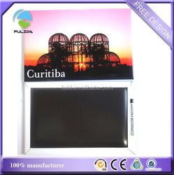 Brazil Jardim Botanico paper print rectangle souvenir soft magnetic fridge magnet