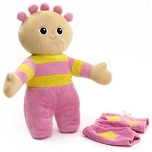 In the night garden OEM plush toy 12 Inch(pink)