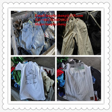 credential used clothing bales in mixed,hot sale Unsorted Used Clothing from Canada
