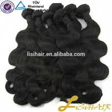thick bottom large stock! raw unprocessed brazilian deep curl hair weaving