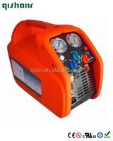 1/2HP Auto Refrigerant Recovery Unit, Gas Reclaimer