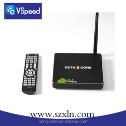 Vsspeed Setup Box Hd Sex Pron Video Tv Box Xbmc Av/Rj45 H.265 Csa90