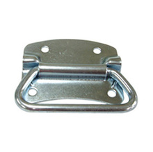 Zinc plated Recessed case chest handle