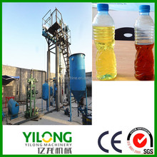 Totally Safe used hydraulic oil refining system heating by Thermal oil furnace