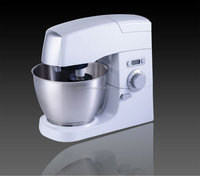 Restaurant Kitchen 5.5L stand mixer machine,planetary stand mixer/dough mixer white