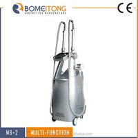 HOT ! ! ! ultrasonic burning fat cavitation vacuum system body slimming machine roller