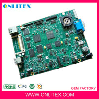 SMT PCB Assembly and Through-hole assembly factory offer PCB assembly with competitive price