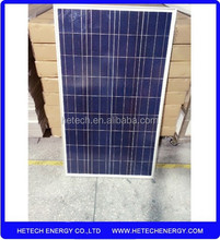 Best price 150 watt photovoltaic solar panel