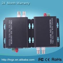 2 video interface 1 reverse data port professional supplier high performance optical video converter