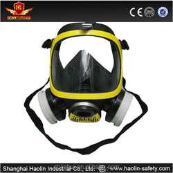 Double filter paintball mask with CE certified