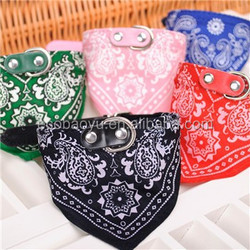2015 New Fine Pet Products Wholesale Pet Collar Pet Scarf Collar