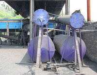 Low investment used plastic retreatment line waste tyre refining oil plant tyre recycling companies with CE ISO