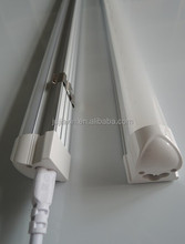 double cable connection for commercial building use T5 0.6m 9W integrated led tube