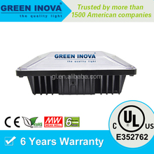 new energy saver outdoor canopy lighting with 6 years warranty