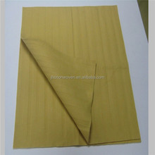 Needle punched nonwoven eletric blanket extractor