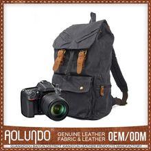 Brand New New Pattern Custom Logo Waterproof Travel Hiking Camera Backpack Bags