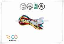 De alta calidad del automóvil motor del mazo de cables z-co technolgoy