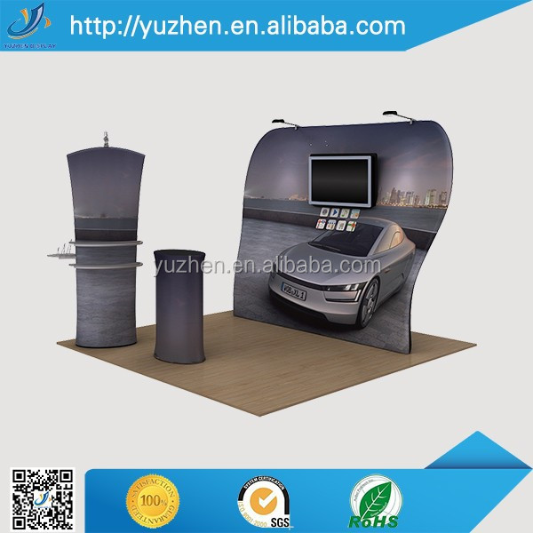 Trade Stands Hoys 2015 : Trade show exhibit backdrop stand design display