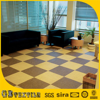 fashion heavy duty vinyl floor tiles 24x24