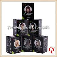 Salon Hair Color Brands Hair Color Coating Indigo Powder For Hair Coloring