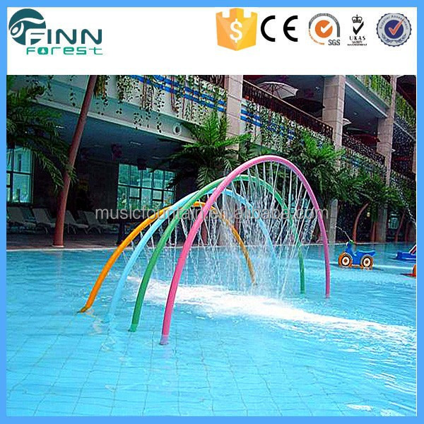 Swimming Pool Water Quality : High quality water park swimming pool spa jet kids