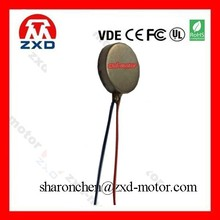 3.0V brush DC small coin vibration motor for mobile phone