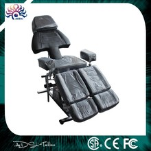 Pro Adjustable Tattoo Furniture Tattoo Bed,Portable Multi-function Tattoo Chair Bed
