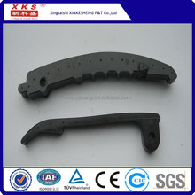 china motorcycle spare parts high demand motorcycle chain / nbr rubber tensioner cam chain