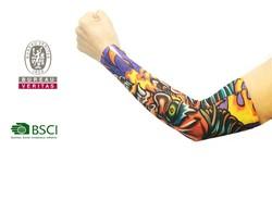 custom printed arm sleeves