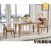 Malaisienne dernières conception suar bois table à manger