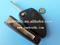 New product Alfa 2 button remote key shell ,blank,cover
