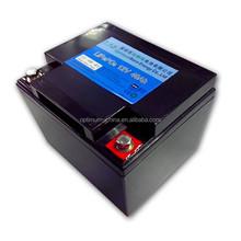 Golf cart battery 12V 40Ah lithium ion battery