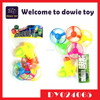 Plastic spinning top toy with beyblade launcher for wholesale