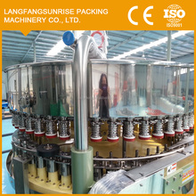 KQS Can Filling And Sealing Packing Machine