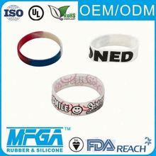 one love silicone bracelet