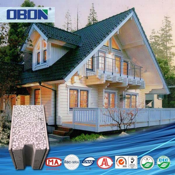 Obon china supplier modern casas prefabricadas baratas for Casas prefabricadas baratas
