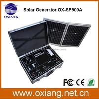 New Design Best Price Mini Home solar generator 5000 watt