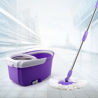 plastic metal small double mop cleaning bucket with wringer