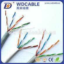 24AWG FTP LAN Cat5e Cable, Comes in Solid Gray
