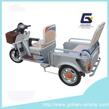 2015 Fashion Folsable Electric Tricycle