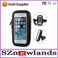 New Products For 2015, Weather Resistant Waterproof Car Bike Mount Holder For iPhone 6/ 6 Plus
